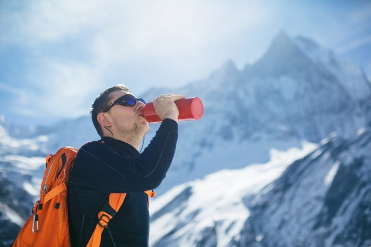 Staying Hydrated In Cold Weather