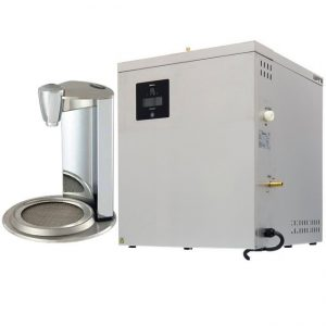 UCD47L Under Counter Boiler with font