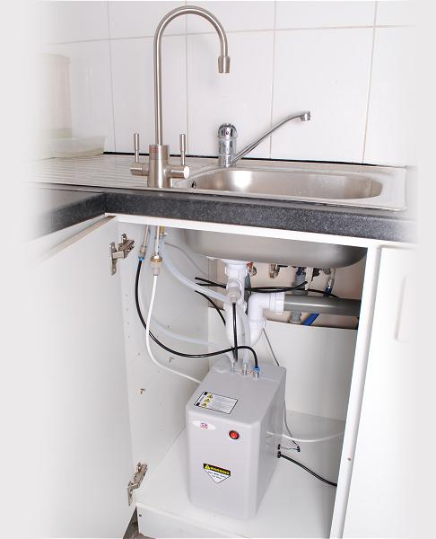 GD2 Under Sink Boiler Installed