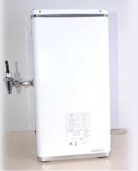 GK215 Wall Mounted Boiler Side View 2