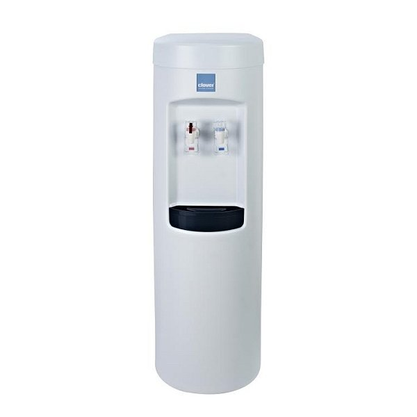 Hot and Cold Mains Water Cooler D7A – White