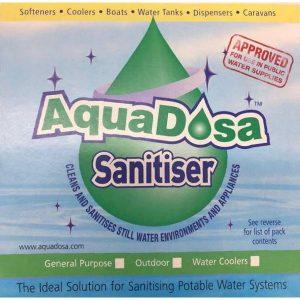 Sanitiser cleaning kits